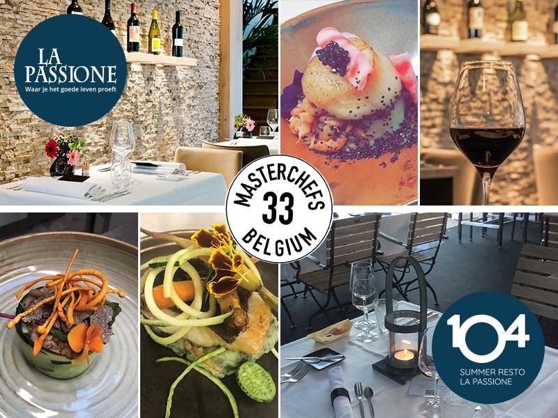 restaurant la passione in Bolderberg