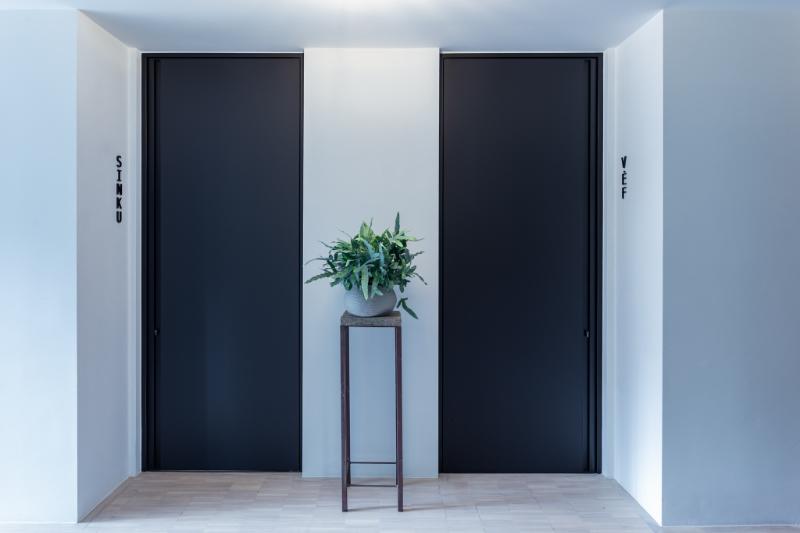 Wacht tot je de deuren opent, bij de luxe B&B Nummer5 in Zolder is alles uniek en persoonlijk