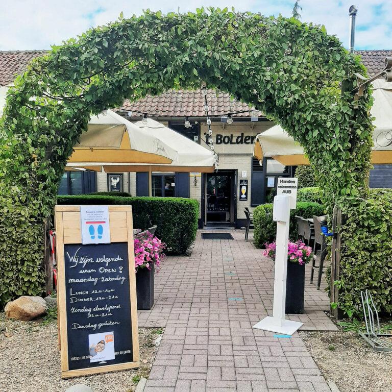 eetcafe 't Bolderke in Bolderberg