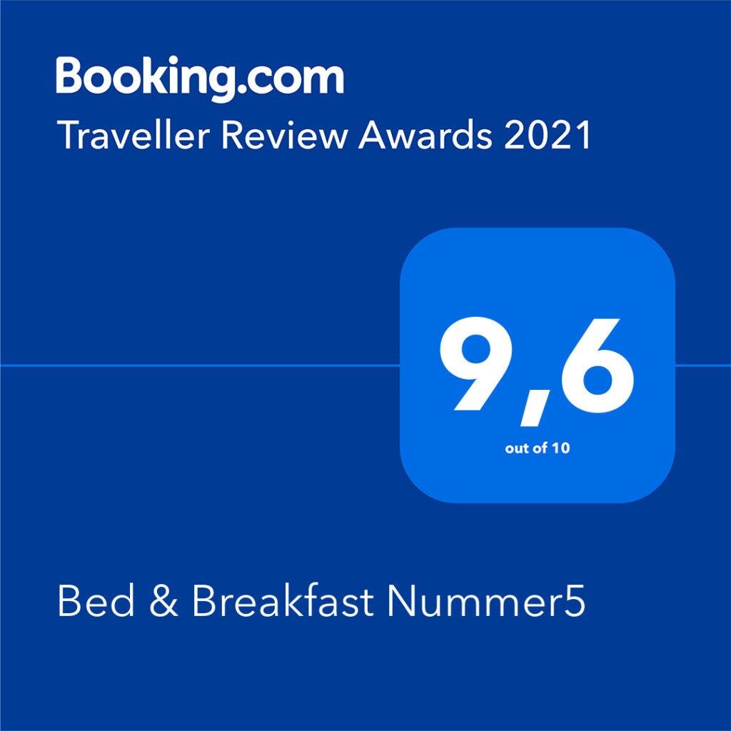 beoordeling booking dot com 2021